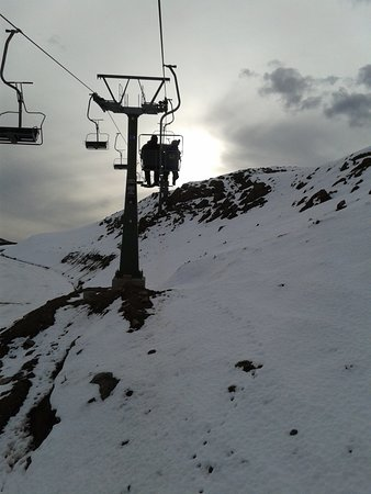Valle Nevado, Chile: Lugar lindo