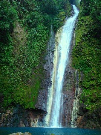 Bajos del Toro, Kostaryka: Exterior