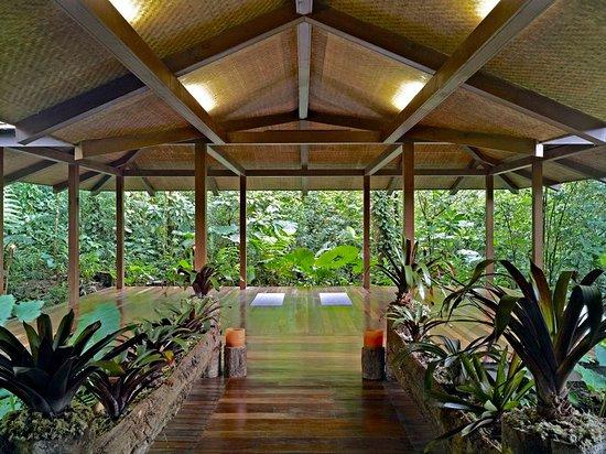 Bajos del Toro, Kostaryka: Recreation