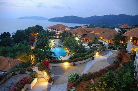 Swiss-Garden Beach Resort Damai Laut