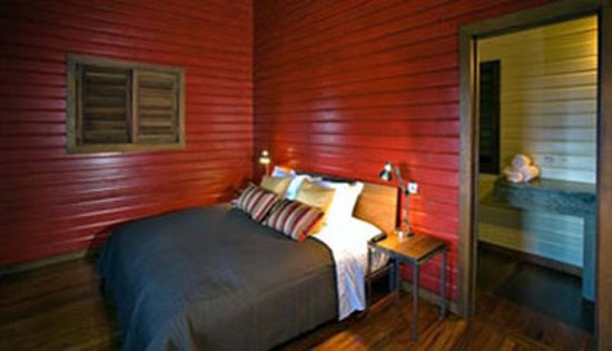 Marigot, Dominica: Guest room