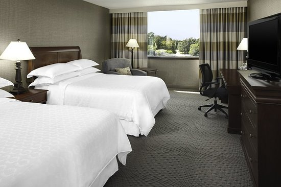 Sheraton Imperial Hotel Raleigh-Durham Airport at Research Triangle Park: Guest room