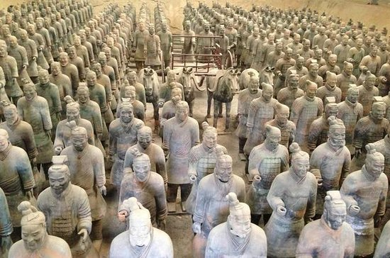 Excursão Privada de 2 Dias a Xi'an no...