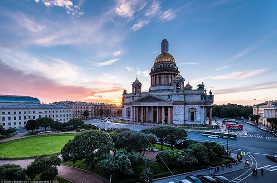 One-Day Trip to St Petersburg from...
