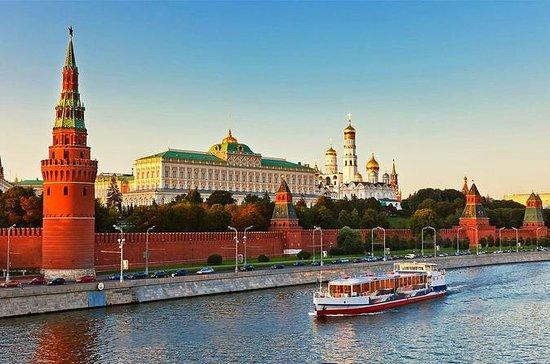 Visite privée de 5 jours de Moscou et...