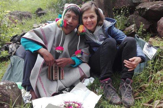 Ceremonias ancestrales andinas (medio...