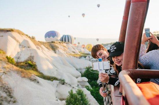 Cappadocia Tour with Sunrise Hot Air...