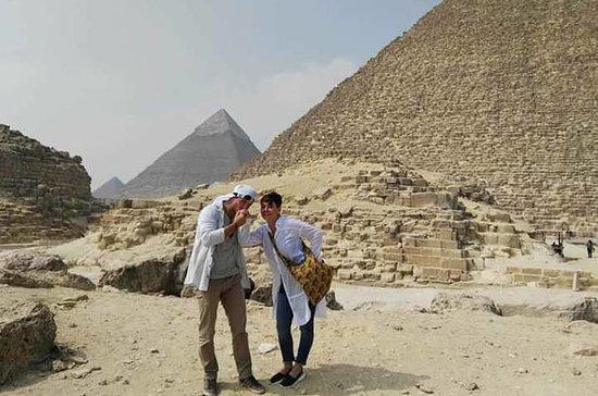 hel dagstur till Giza-pyramiderna ...