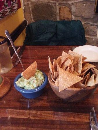 Flourtown, Pensilvania: Guacamole Appetizer