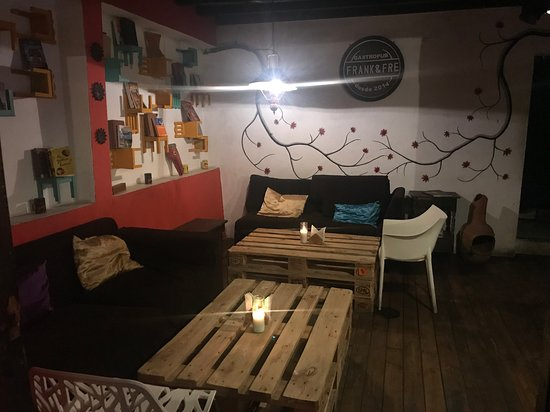 Frank&Fre: One area of indoor seating