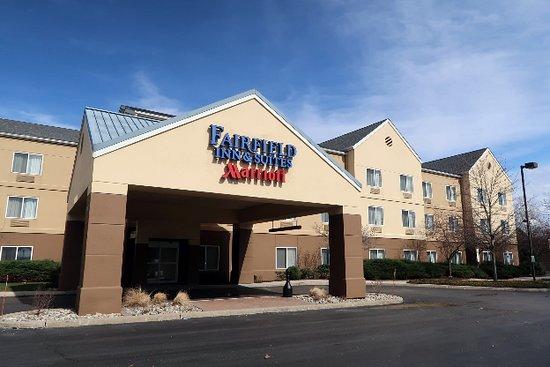 Fairfield Inn & Suites Allentown Bethlehem/Lehigh Valley Airport : Entrance