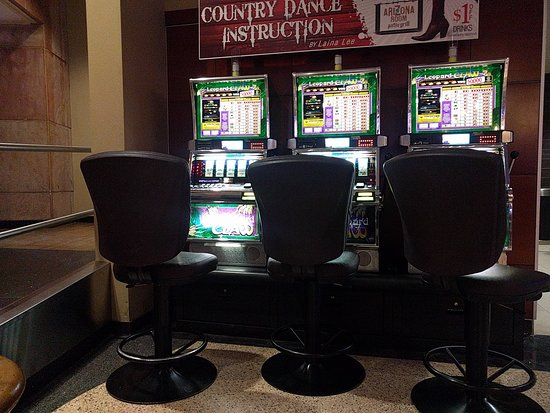 movable chairs at slot machines picture of casino arizona rh en tripadvisor com hk