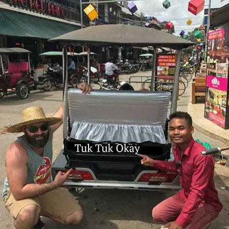 Tuk Tuk Okay