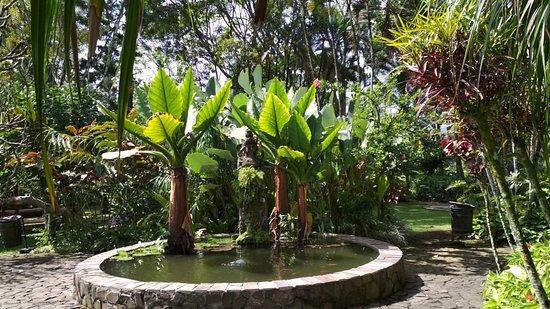Taman Bunga Nusantara: taman ala Bali