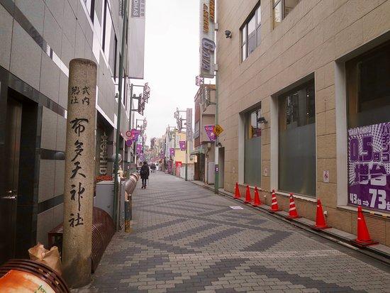 Tenjindori Shotengai: 天神通り商店街