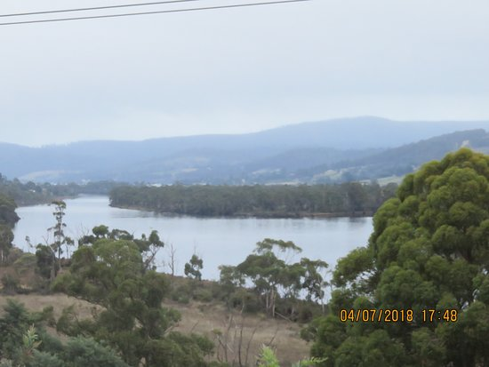 Huonville, Australia: From our sit out in Terrace Room