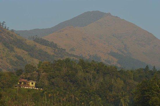 Padinjarathara, India: Location