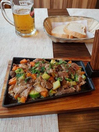 Great Bulgarian restaurant