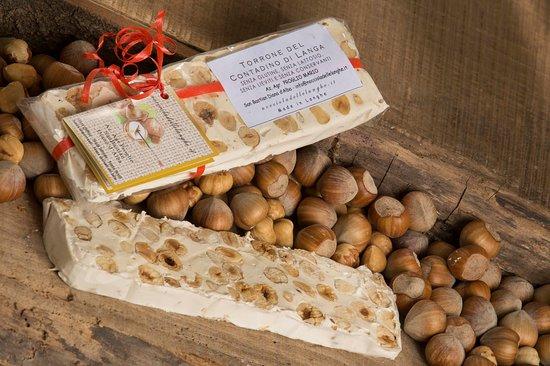 Azienda Agricola noccioladellelanghe.it: Produciamo torrone artigianale con noccioladellelanghe