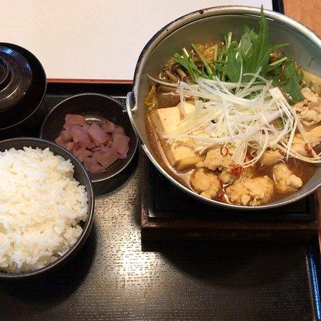 鶏・つみれコク旨鍋 (2018/04/17)