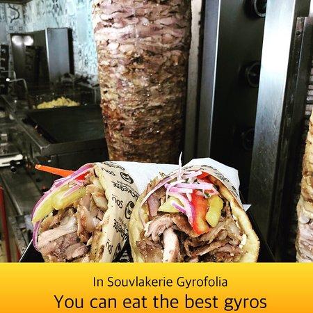 Souvlakerie Gyrofolia