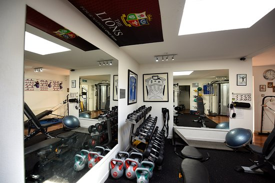 Anstruther, UK: Gym facilities