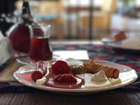 Ortahisar, Türkiye: breakfast at Ella is the best !