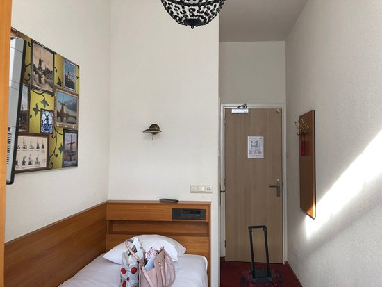 Nicolaas Witsen Hotel: крошечный