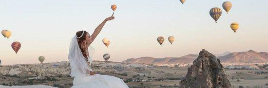 Ortahisar, Türkiye: Celebrate your wedding in Cappadocia