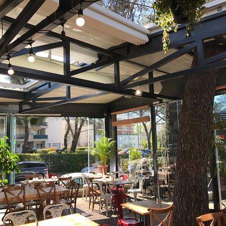 C t jardin montpellier 41 rue de l 39 aiguelongue restaurant avis num ro de t l phone - Jardin d essence montpellier ...