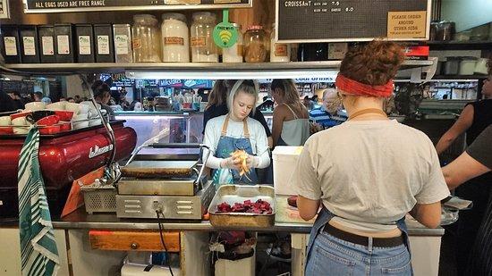 Greater Adelaide, Australia: 餐廳環境