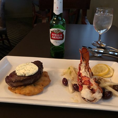 Excelsior Springs, MO: Surf and Turf