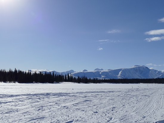 Winterlake Lodge: View from Lodge