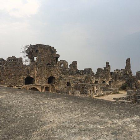 Golconda Fort – fénykép