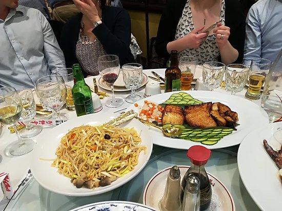Chinese Food Delivery Los Altos California