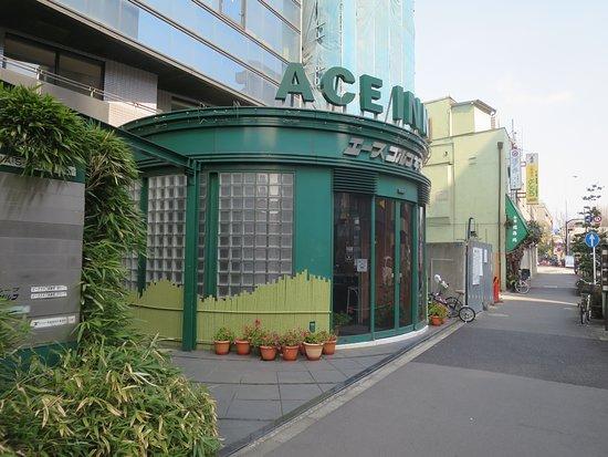 Interior - Picture of Ace Inn Shinjuku, Shinjuku - Tripadvisor