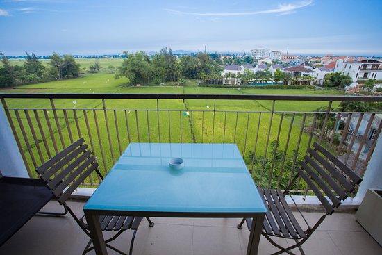Balcony - Picture of Hoi An Green Life Apartment - Tripadvisor