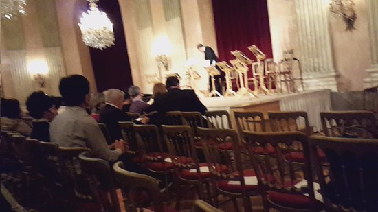 Palais Auersperg: В ожидании чуда