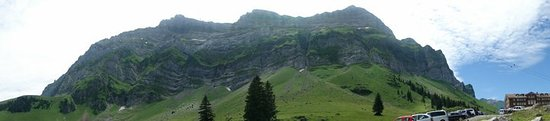 Urnaesch, Svizzera: The mountain range