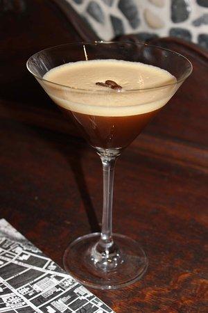 Espresso Martini at Andiamo