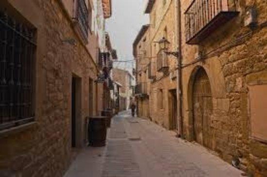La Guardia, Ισπανία: Es una ciudad espectacular