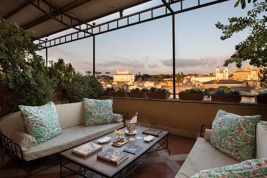 Grand Hotel Plaza Rome Reviews
