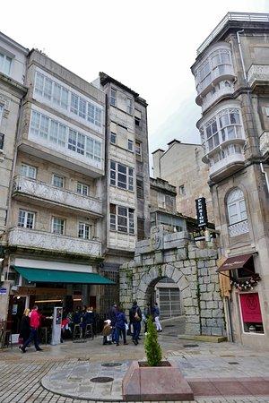Casco Vello Vigo: Tor zur Casco Vello
