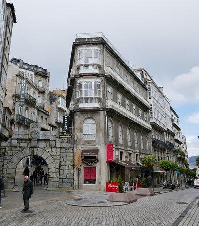 Casco Vello Vigo: Altstadt von Vigo