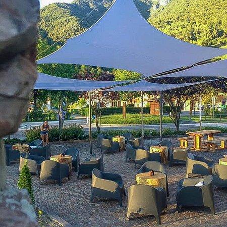 Molina di Ledro, Italie : Bar Nido Verde