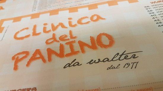 Clinica del Panino - Da Walter: Walter: dal 1977, 41 anni di tradizione a Parma