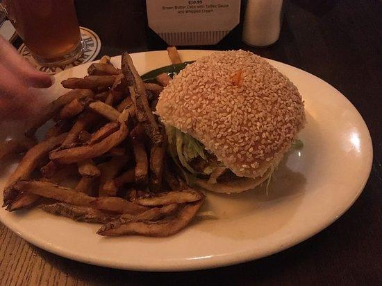 HB Burger: Burger