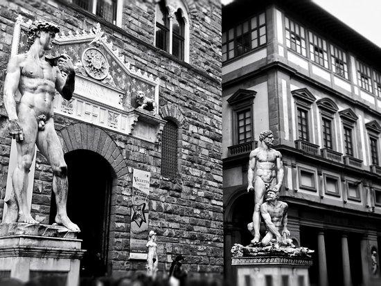 Provincia de Florencia, Italia: Piazza della Signoria