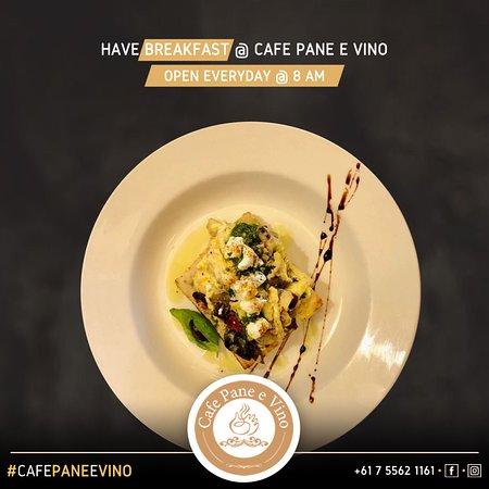 Varsity Lakes, Australia: Cafe Pane e Vino