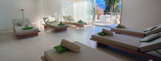 Muralto, Svizzera: Ruheraum Wellness
